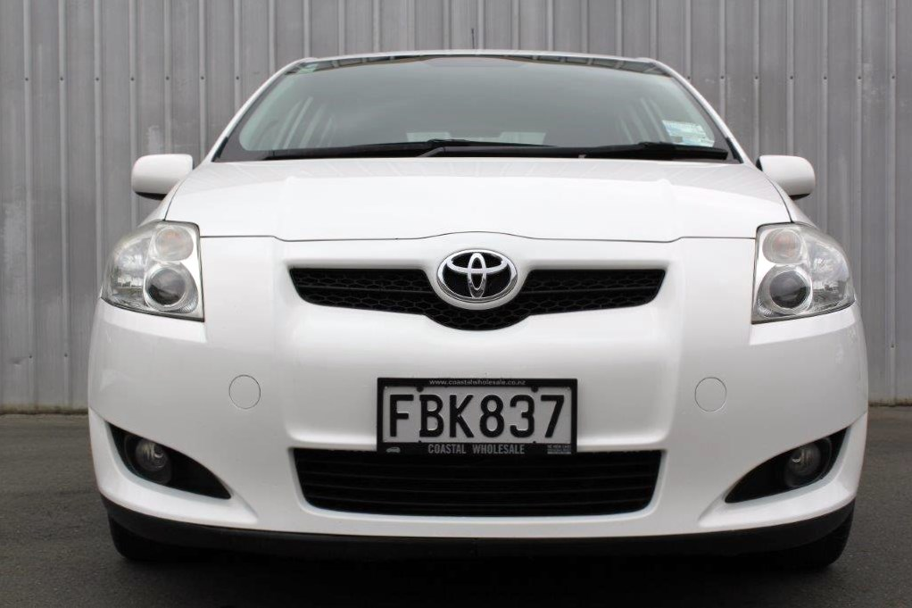 2009 toyota corolla factory service manual