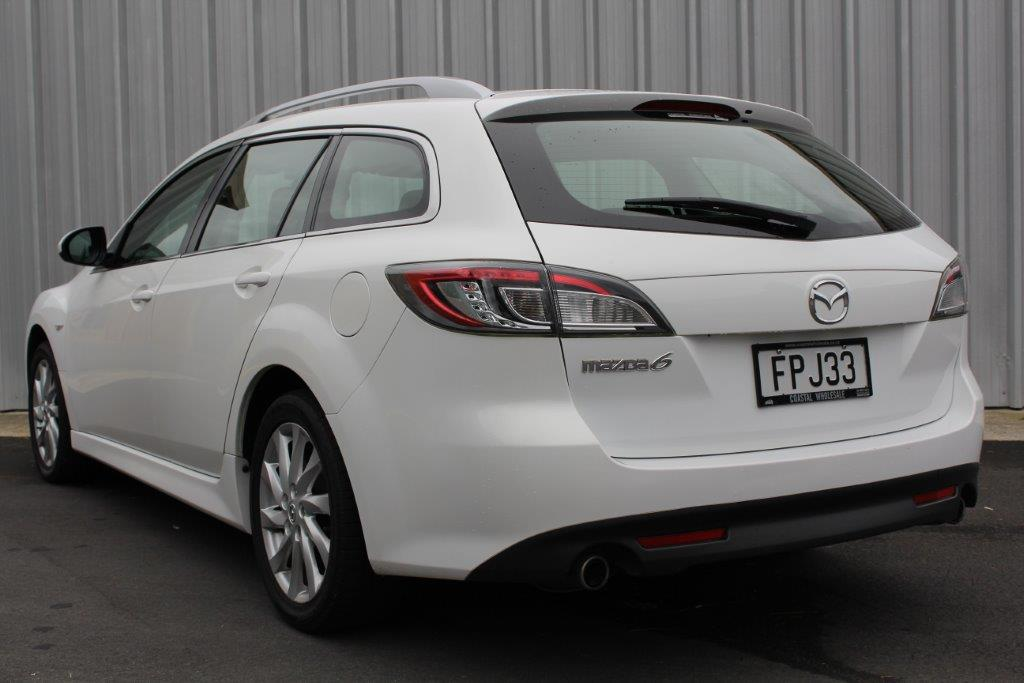 mazda 6 gsx wagon 2010 for sale in auckland. Black Bedroom Furniture Sets. Home Design Ideas