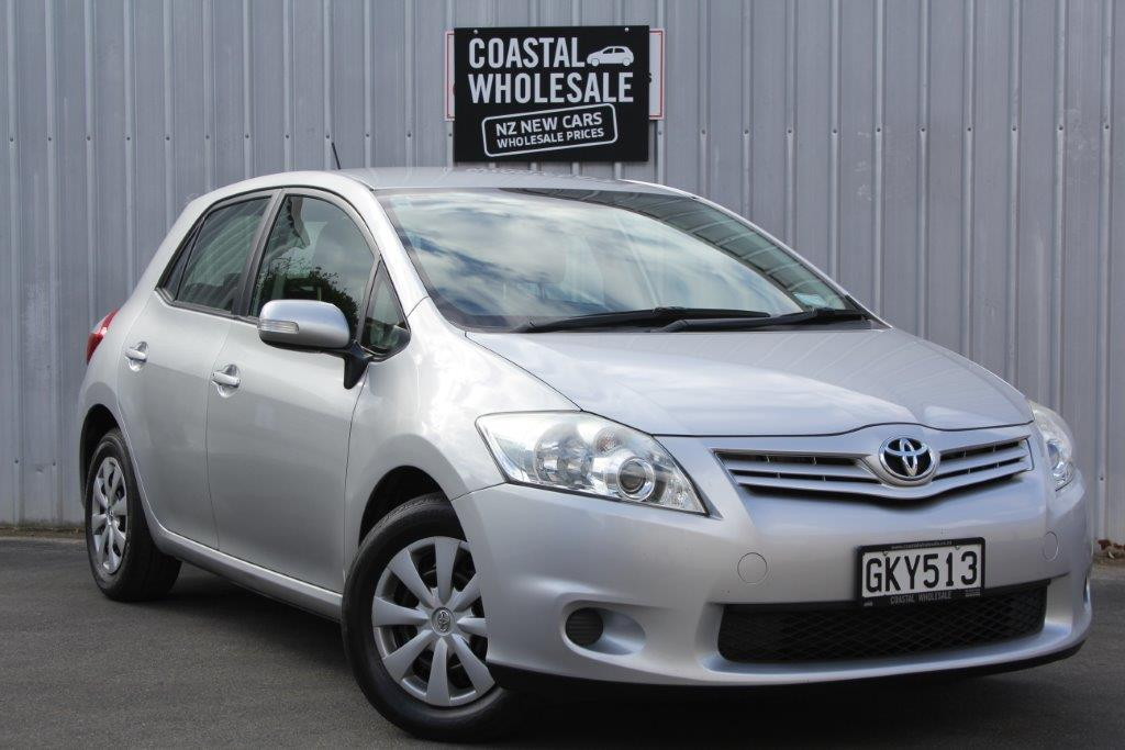 Toyota Corolla GX HATCH 2012 for sale in Auckland