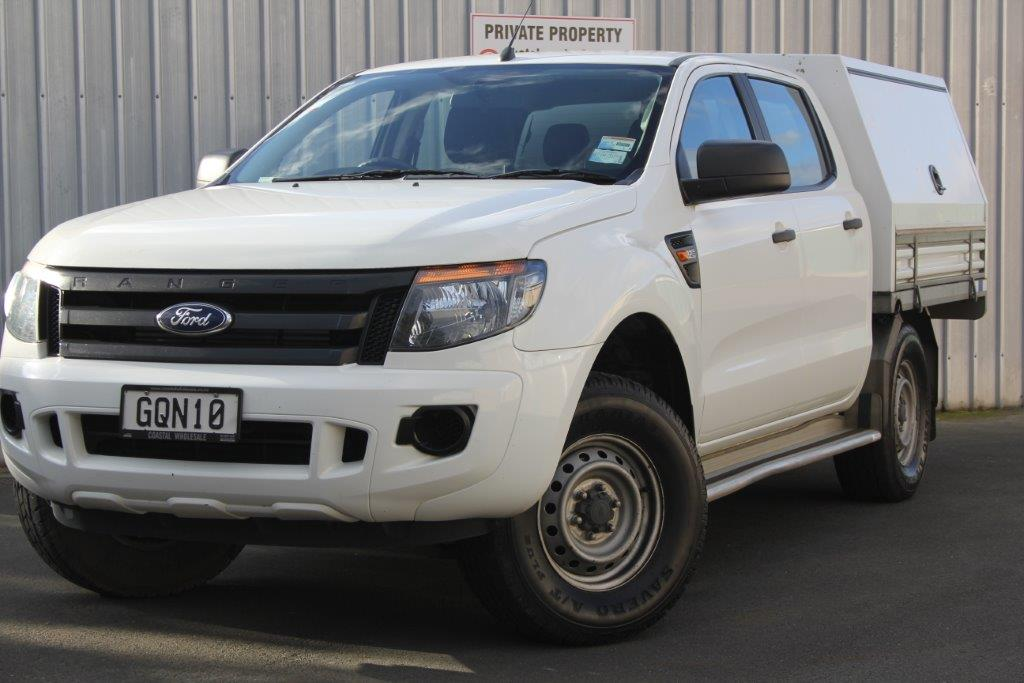Ford Ranger 4WD double cab 2013 for sale in Auckland