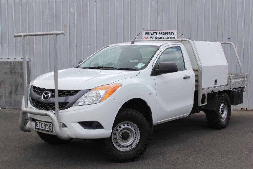 Mazda BT-50 4WD FLATDECK 2014 for sale in Auckland