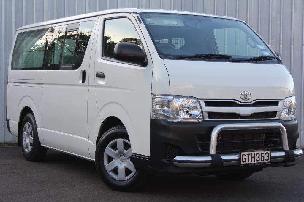 Toyota Hiace ZL 2013 for sale in Auckland