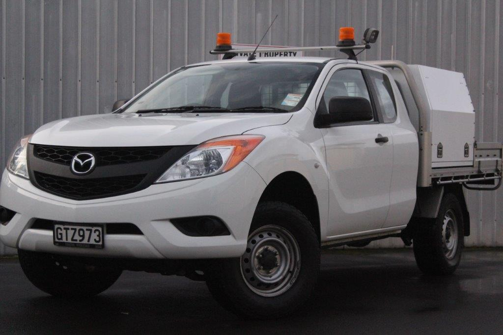 Mazda BT-50 FLATDECK 4WD 2013 for sale in Auckland