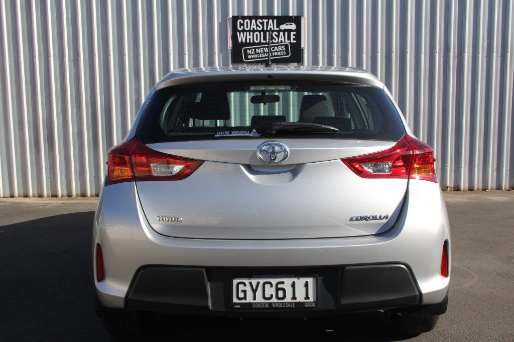 Toyota Corolla GX 2013 for sale in Auckland