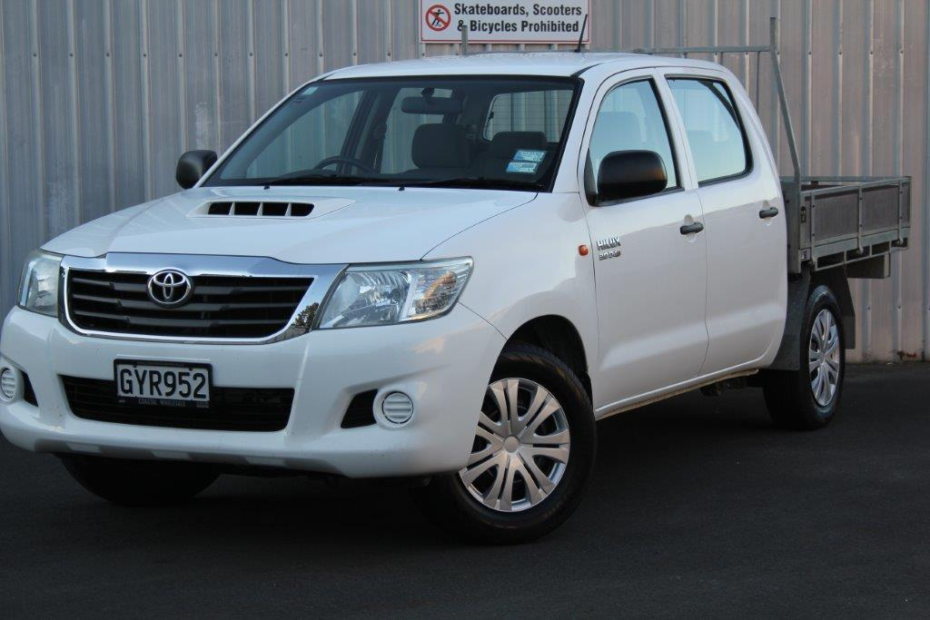 Toyota Hilux Flatdeck 2013 for sale in Auckland