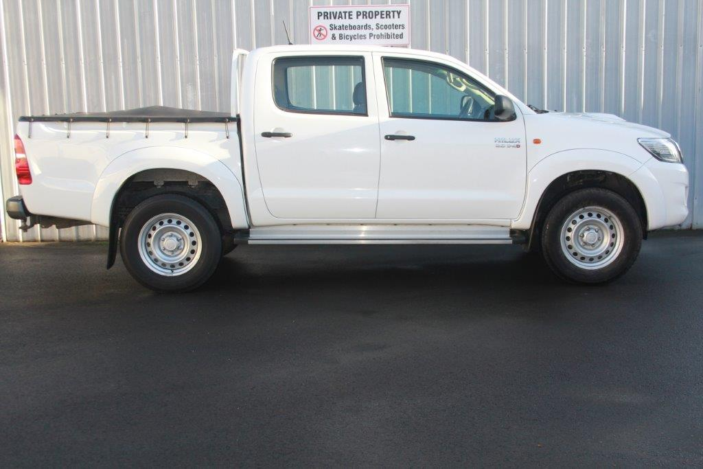 Toyota Hilux 4WD 2013 for sale in Auckland