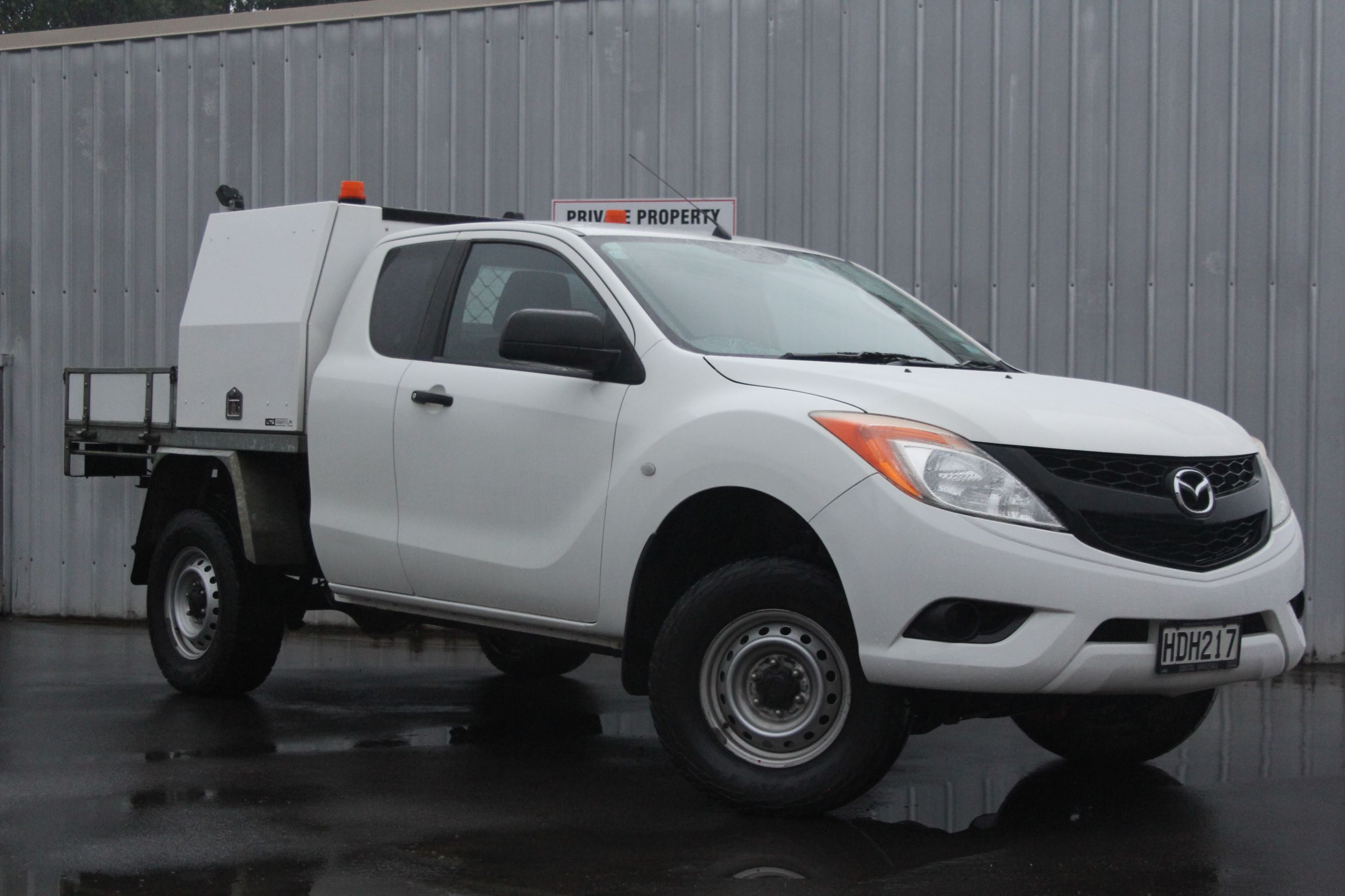 Mazda BT-50 4WD 2013 for sale in Auckland