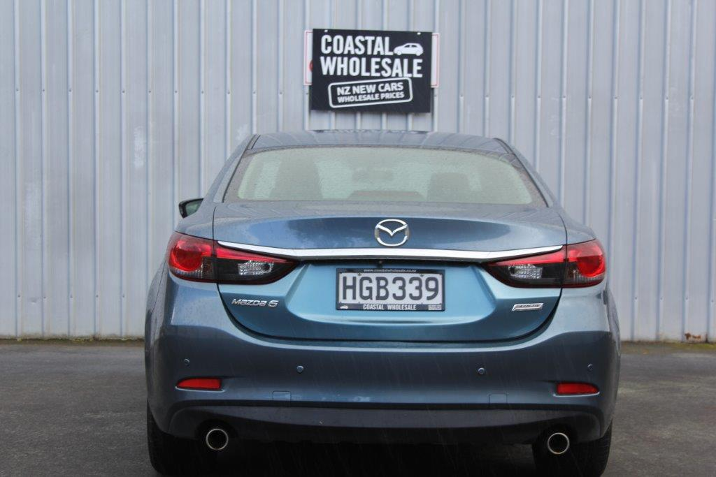 Mazda GSX SEDAN 2014 for sale in Auckland