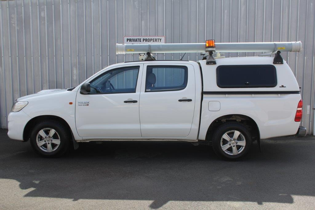 Toyota Hilux 2wd 2014 for sale in Auckland