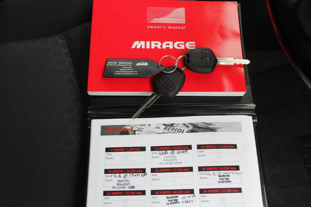 Mitsubishi Mirage 2014 for sale in Auckland