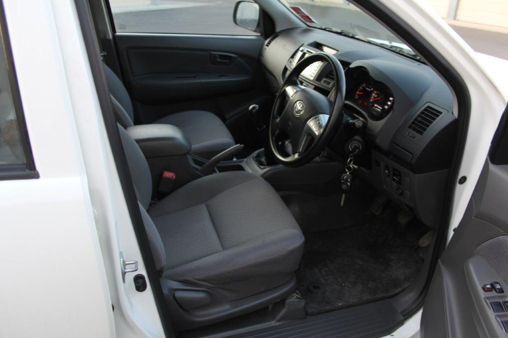Toyota Hilux  2014 for sale in Auckland