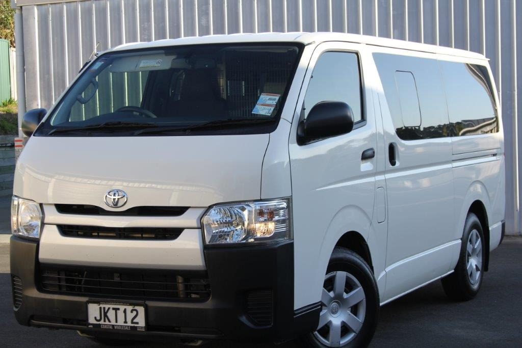 Toyota Hiace ZL 2015 for sale in Auckland