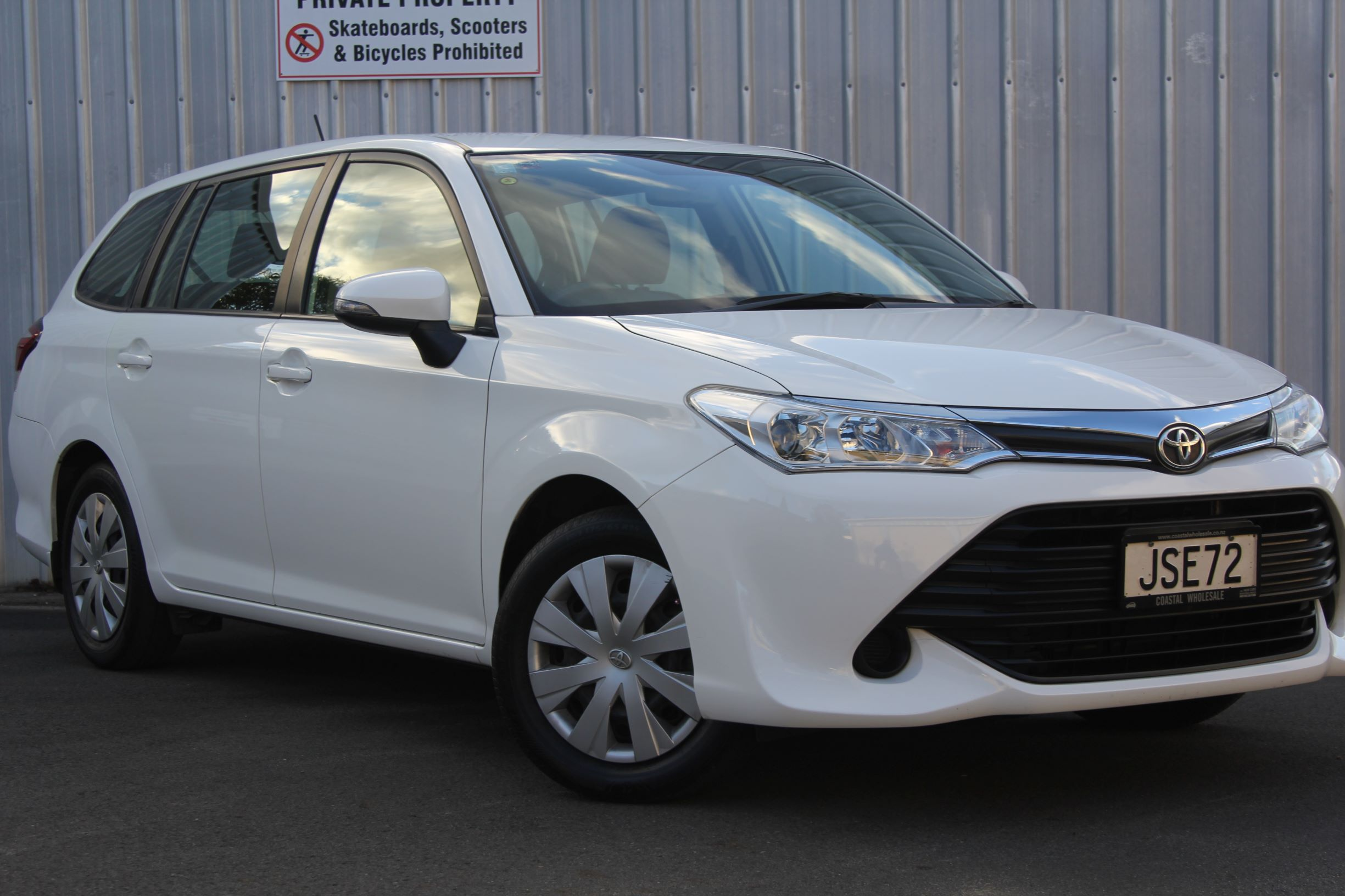 Toyota Corolla wagon 2016 for sale in Auckland