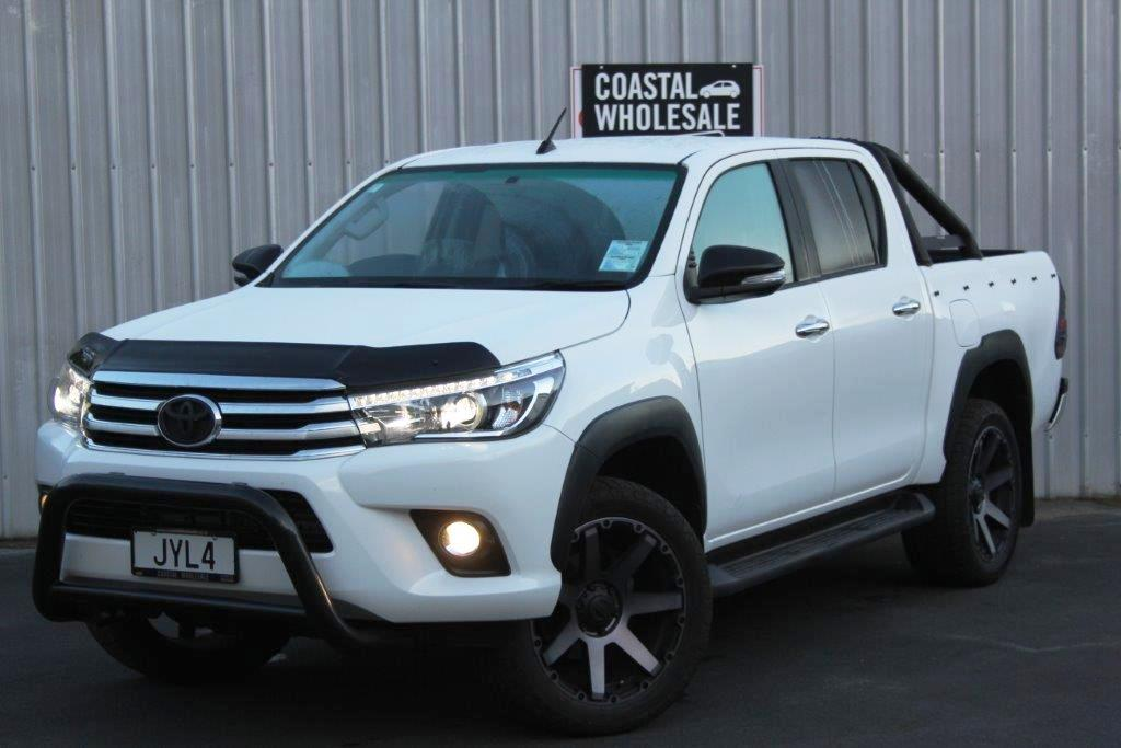 Toyota Hilux  2016 for sale in Auckland
