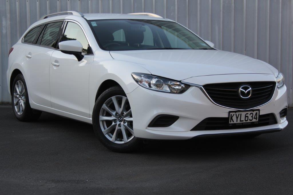 Mazda 6 WAGON 2017 for sale in Auckland