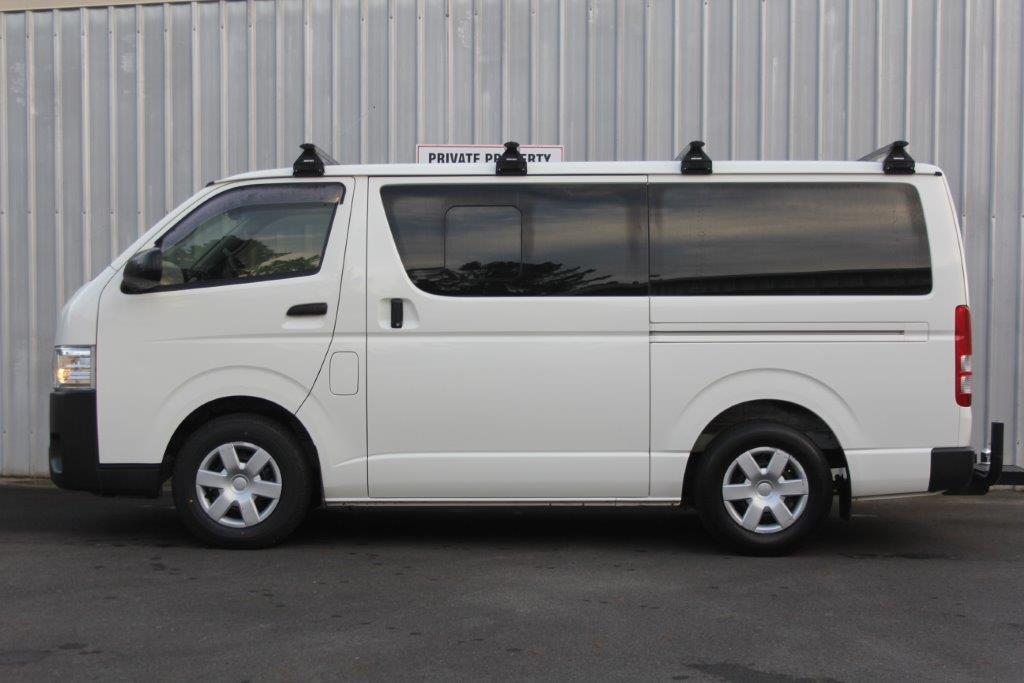 Toyota HIACE ZL 3.0 DT/5MT 2018 for sale in Auckland