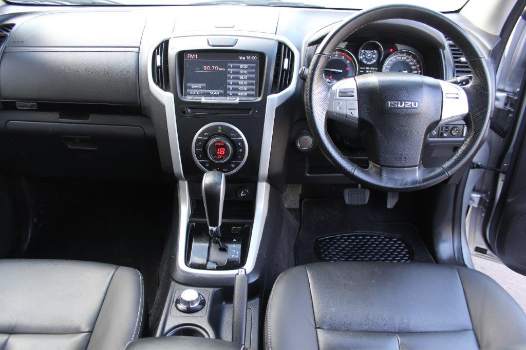 Isuzu MU-X 4WD 2018 for sale in Auckland