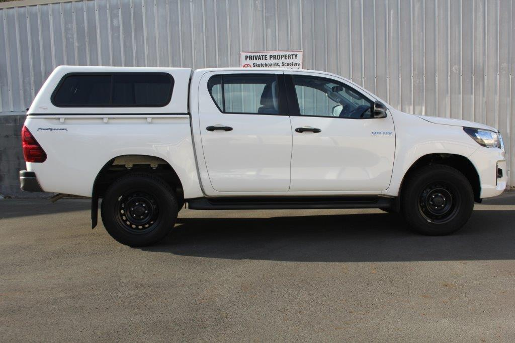 Toyota Hilux SR AUTO 2018 for sale in Auckland