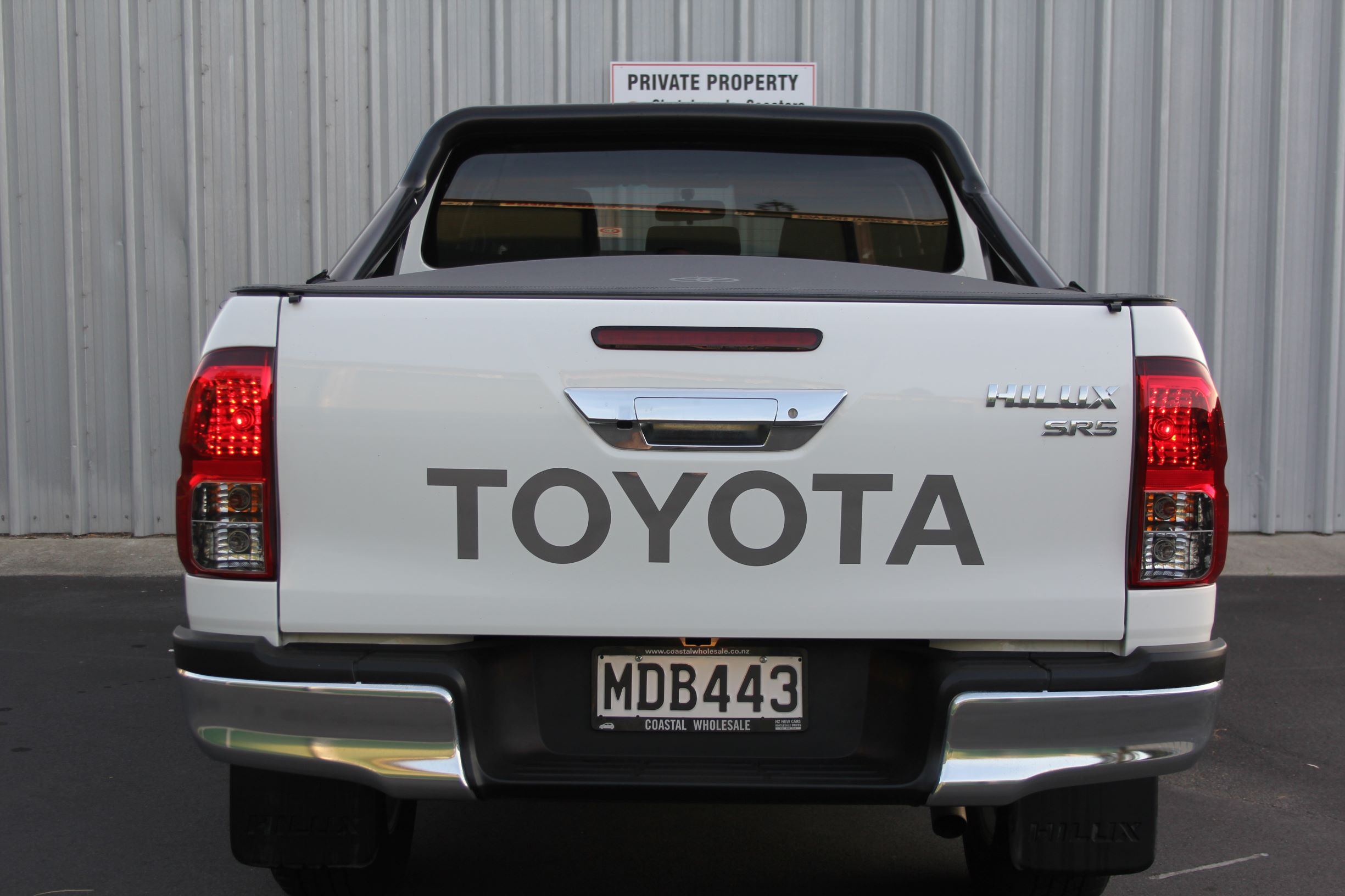 Toyota Hilux SR5 2019 for sale in Auckland