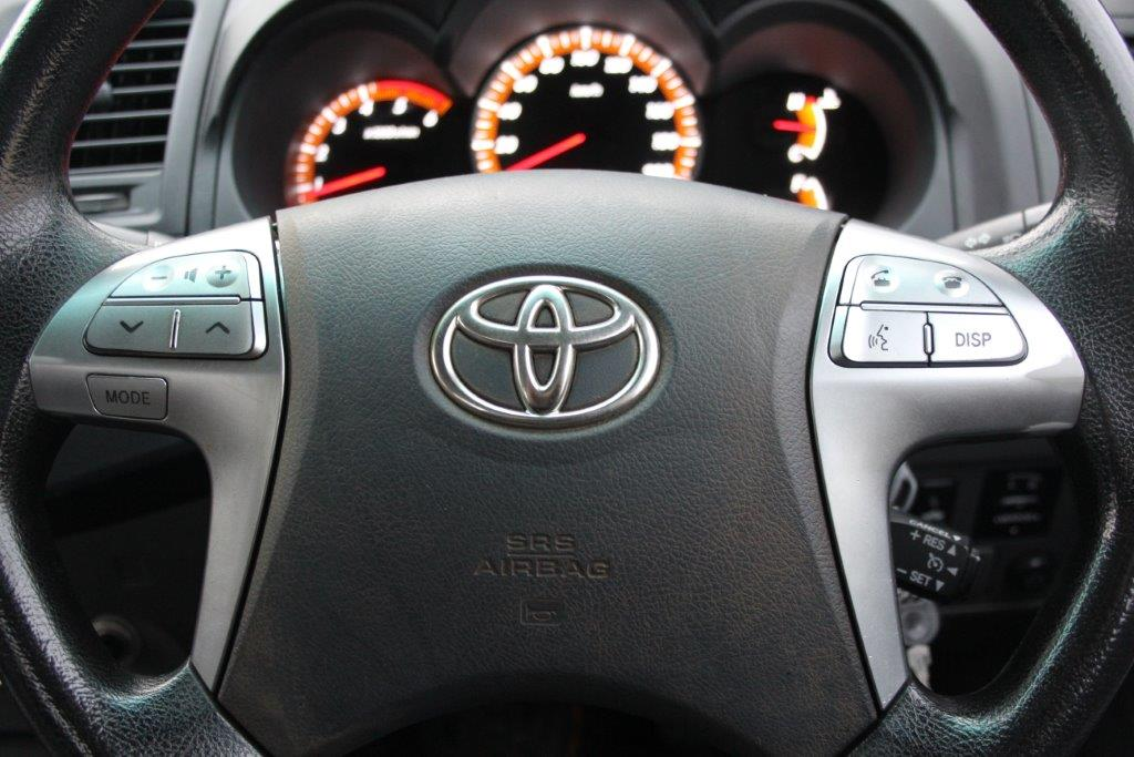 Toyota Hilux 4WD 2014 for sale in Auckland